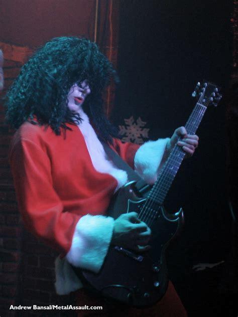 Christmas Themed KISS Tribute Band ?Kissmas? Rocks Ventura