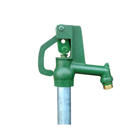 prier residential freezeless ground hydrant with locking