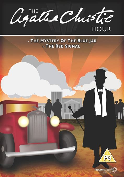 0008129487 the mystery of the blue the agatha christie hour the mystery of the blue jar