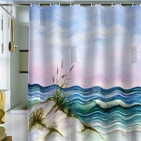shower curtain beach theme 17 best ideas about beach shower curtains on pinterest
