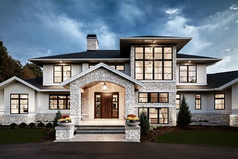 contemporary houses traditional meets contemporary in sophisticated home