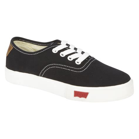 Sendal Casual Pria Levis Sendal Juliet levi s s rula black casual oxford shoes shop your way shopping earn points on