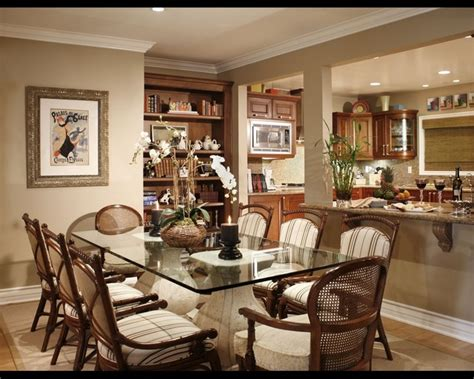 Warm Dining Room by Westholme Warm Dining Room