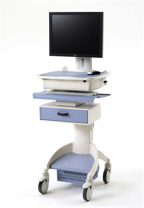 Hospital Computer Cart Advantages
