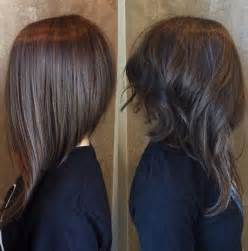 medium bob hairstyles front back 10 best ideas about long angled bobs on pinterest long
