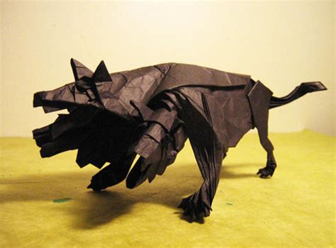 Origami Cerberus - what the flux 1 21 gigawatts of awesome
