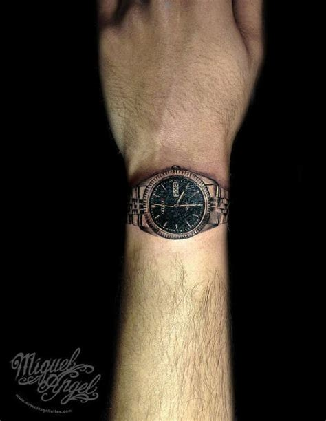 wrist watch tattoos 105 and sensational wrist tattoos and designs