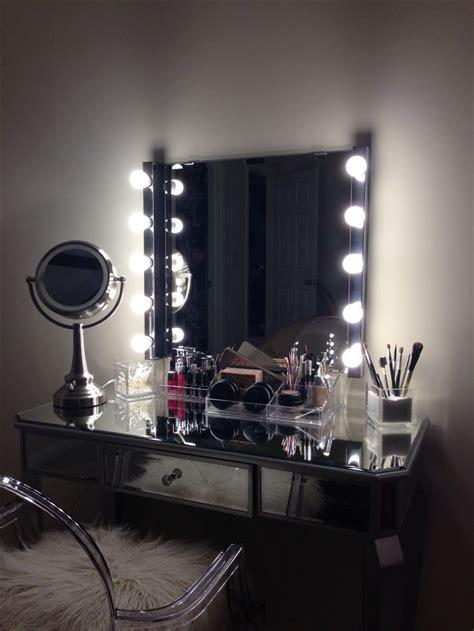 vanity set with lights ikea best 25 makeup vanity lighting ideas on pinterest