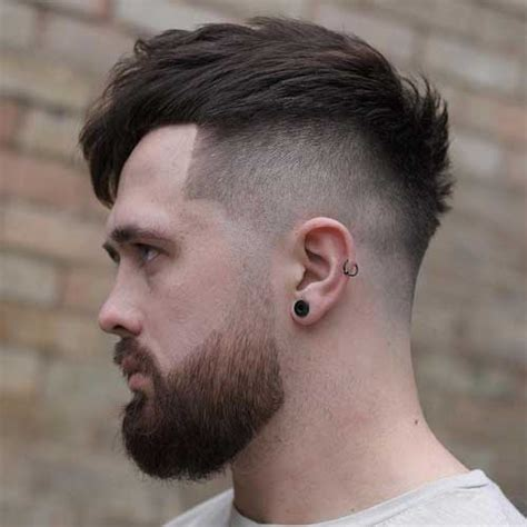 haircuts with long sides and shorter back short back and sides haircut gurilla