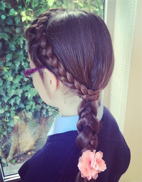 hairstyles for school in a ponytail cute ponytail hairstyles for school 2014 hollywood official