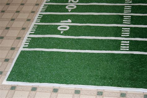how to build a soccer field in your backyard fresh make a football field rug 8148