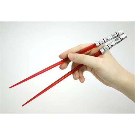 sci fi utensils lightsaber chopsticks