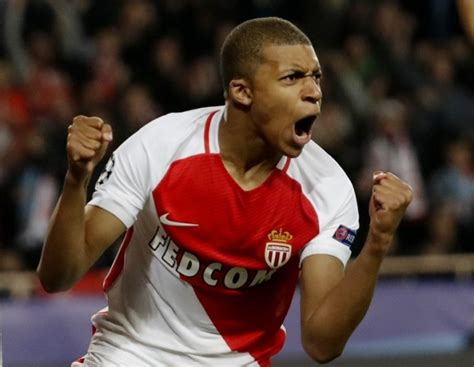 kylian mbappe update kylian mbappe will stay at monaco confirms club vice