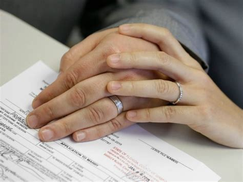 Fl Marriage License Records Florida To Make Marriage Licenses Gender Neutral Breitbart