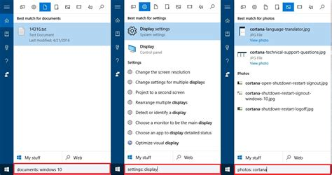 cortana search box is limited in windows 10 to microsoft 10 tips and tricks to make you a cortana pro on windows 10