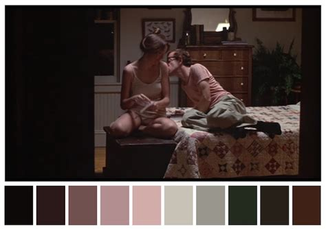 famous movies color palettes from famous movies show how colors set the