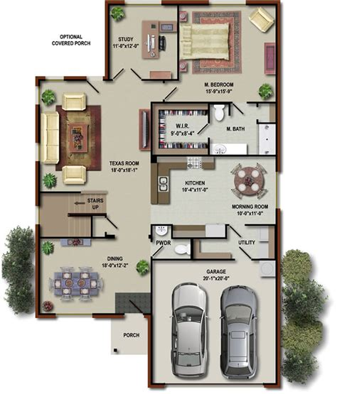 house floor plans with pictures floor plans