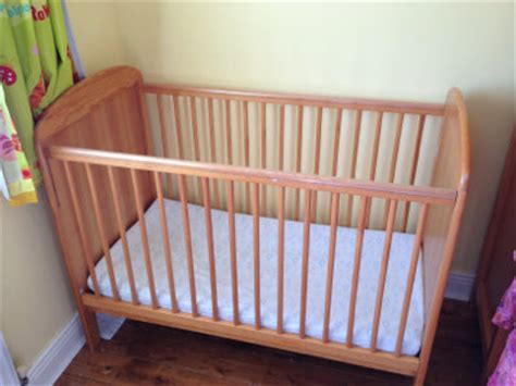 Cot And Change Table Set Baby Cot And Changing Unit Station Table For Sale Matching Set For Sale In Donabate Dublin From