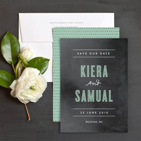 Wedding Invitations Ky by Save The Date Wedding Ideas We Modwedding