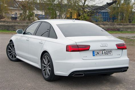New Audi A6 2016 by 2016 Audi A6 2 0 Tfsi Drive Photo Gallery Autoblog