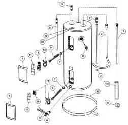 reliance water heater wiring diagram