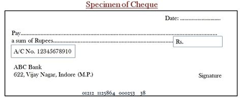 Issuer Drawer Money Order by Difference Between Cheque And Bill Of Exchange With