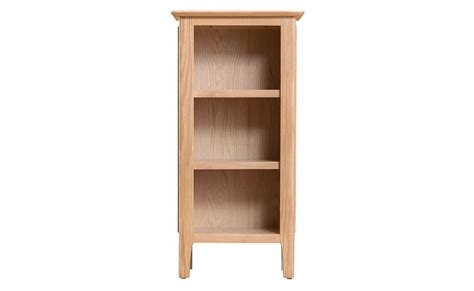 Narrow Bookcases For Sale Odense Oak Small Narrow Bookcase Oak Suffolk Essex