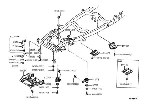 Toyota 4runner Parts 4runner Parts Diagram Images
