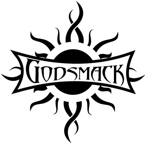 godsmack logo google search music pinterest logo