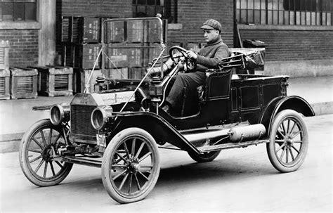 henry ford  industrial revolution