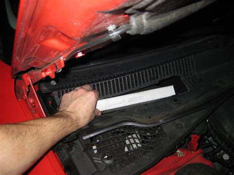 Service Manual How To Clean Filter On A 2007 Dodge