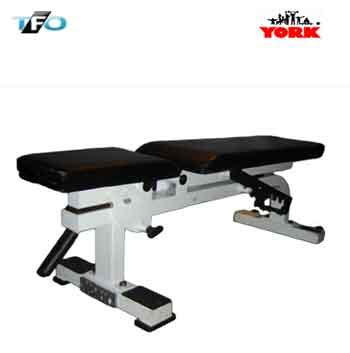 york ab bench york adjustable bench total fitness outlet