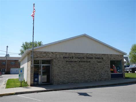 Ripon Post Office by Randolph Wisconsin Post Office Post Office Freak