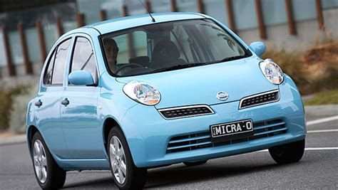 nissan micra  review   carsguide