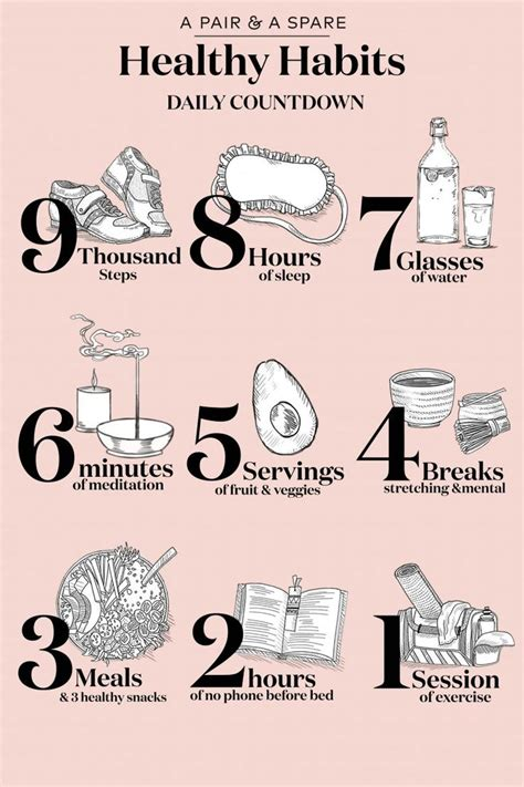 34 morning daily routine habits for a healthy start to best 25 healthy routine daily ideas on pinterest