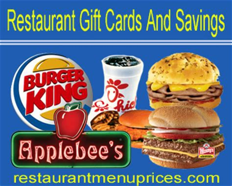 How To Use Restaurant Com Gift Card - coupons for restaurants and gift cards