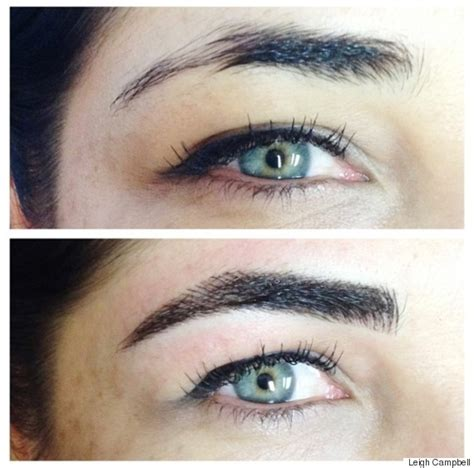 eyebrow tattoo questions i have a tattoo that raises eyebrows
