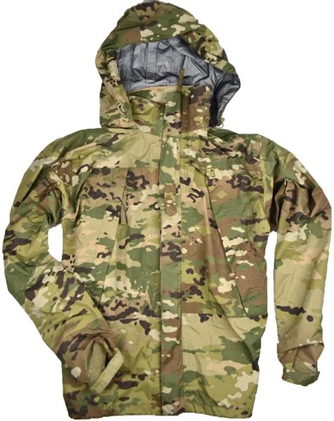 Jaket Parka Army Layer cold ecwcs iii layer 6 jacket scorpion w2