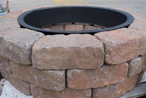 lowes firepit types of pits and pit safety the diy
