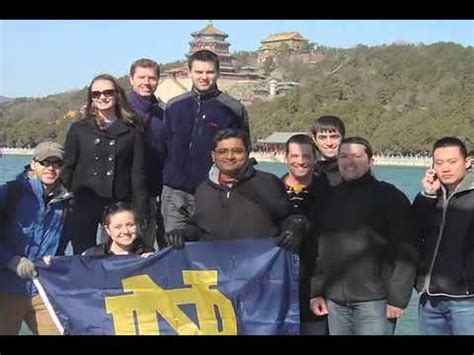 Notre Dame 1 Year Mba Gmat by Mendoza Rankings Statistics And Key Information