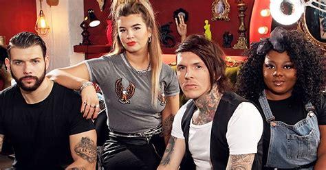 tattoo fixers voice over quot tattoo fixers quot christophe dechavanne d 233 veloppe un