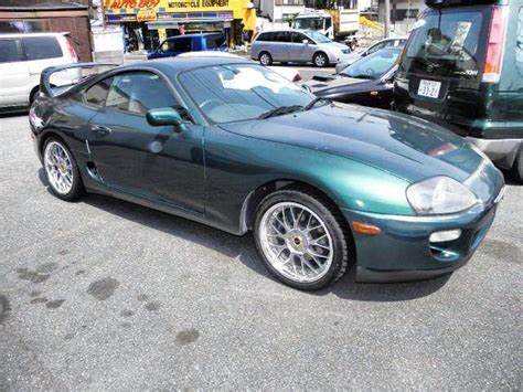 electric and cars manual 1996 toyota supra engine control 1996 toyota supra rz s 6 speed manual green