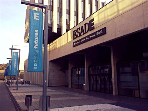 How To Get Into Esade Mba by Mba In Business Clubs Are Bringing Into The