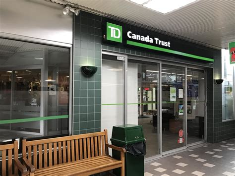 td bank branch locations td canada trust opening hours 265a boul st jean