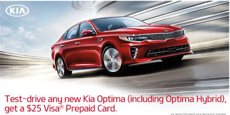 Kia Dealer Locator Free 25 For Test Driving A Kia Optima Doctor Of Credit