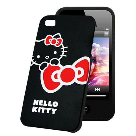 themes hello kitty pour telephone hello kitty coque pour iphone 4 noir etui t 233 l 233 phone