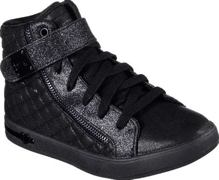 Skechers Quilted by Skechers Shoutouts Quilted Crush High Top Free