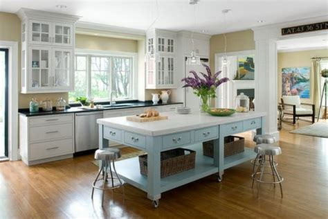 permanent kitchen islands ideas home garden architecture furniture interiors
