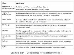 facilitation plan template top 5 tips for facilitators elearning industry