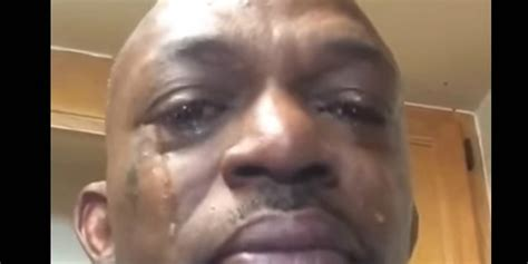 Crying Black Man Meme - weed smoker can t stop crying